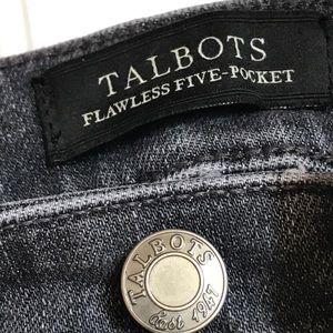 Women's Talbots Flawless Five Pocket Jeans Size 6